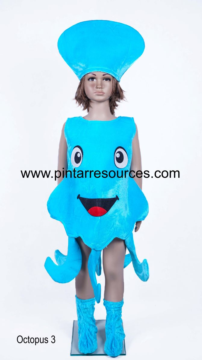 Under the Sea Costumes