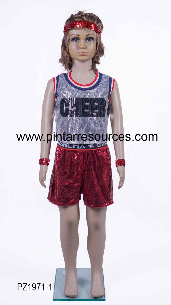 Cheerleader Costumes & Sports Wear