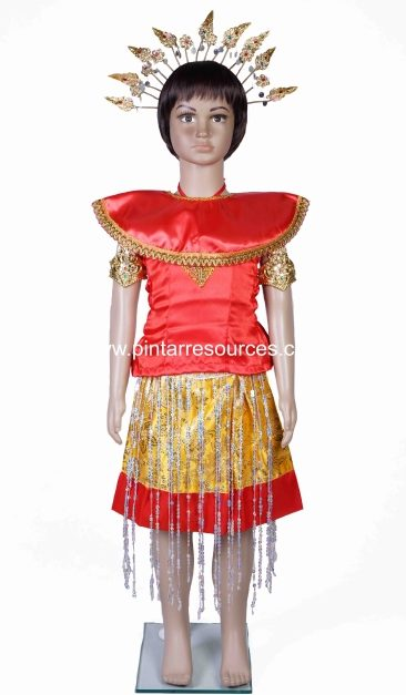 Girl Cultural Costumes